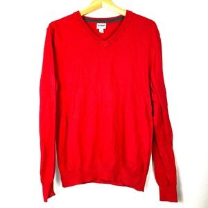 Red Old Navy Sweater S